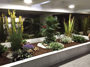plantas artificiales Madrid