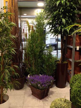 Plantas artificiales madrid - Arboles decoracion interior ...